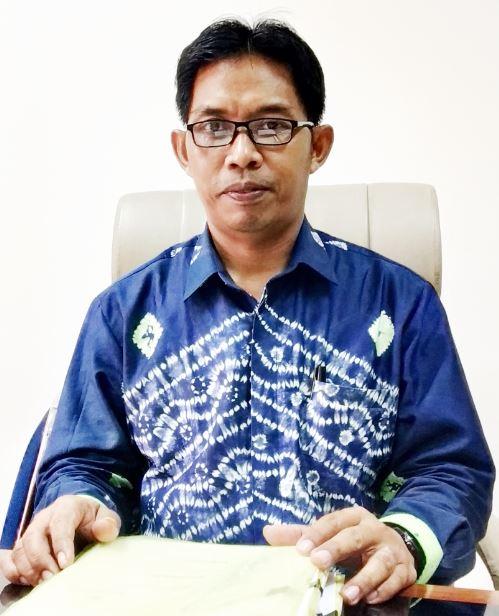Dr. Hasyim Haddade, S.Ag., M.Ag
